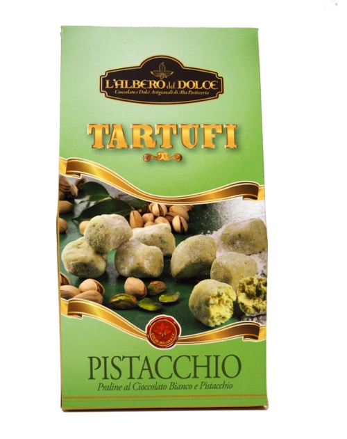 Tartufi Al Pistacchio