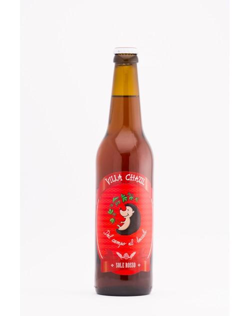 """""""Sole Rosso"""" Birra Stile Irish Red Ale"""