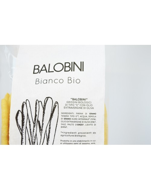 Balobini Bianco Bio