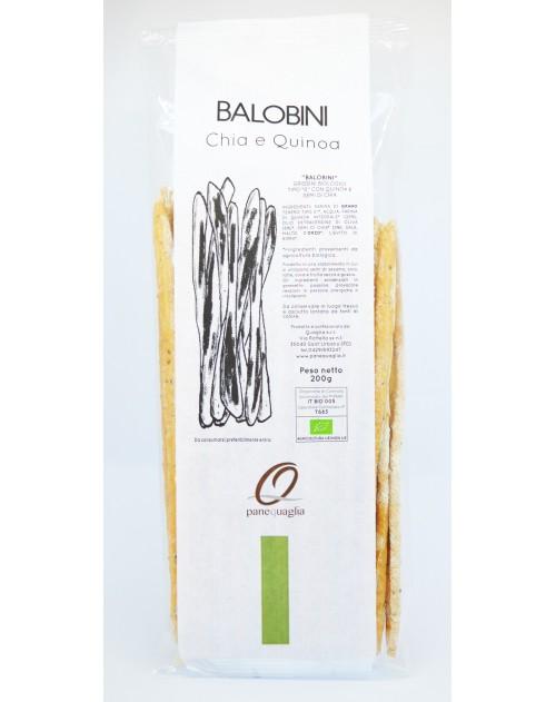 Balobini Chia e Quinoa Bio