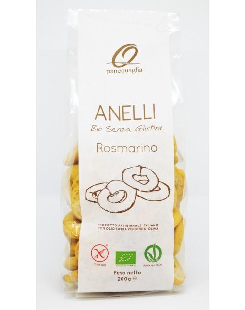Anelli Rosmarino BIO Senza Glutine