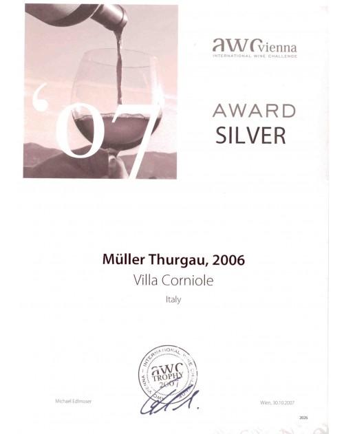 Műller Thurgau Petramontis
