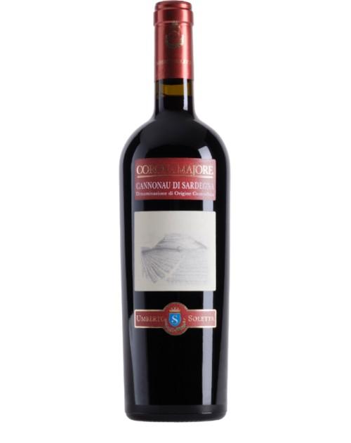 Corona Majore Cannonau di Sardegna DOC Riserva 2012
