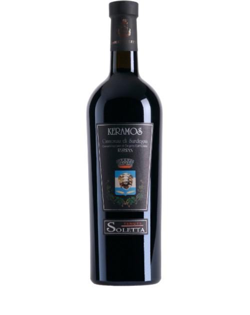 Keramos Cannonau di Sardegna DOC RIserva 2010/11