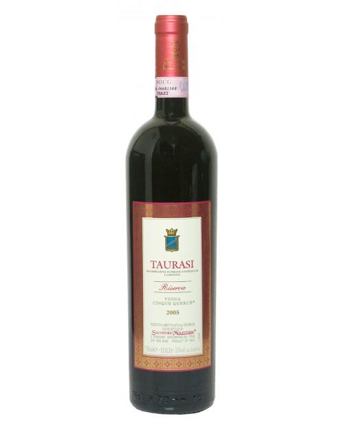 TAURASI DOCG RISERVA 2003 CASSETTA DI LEGNO