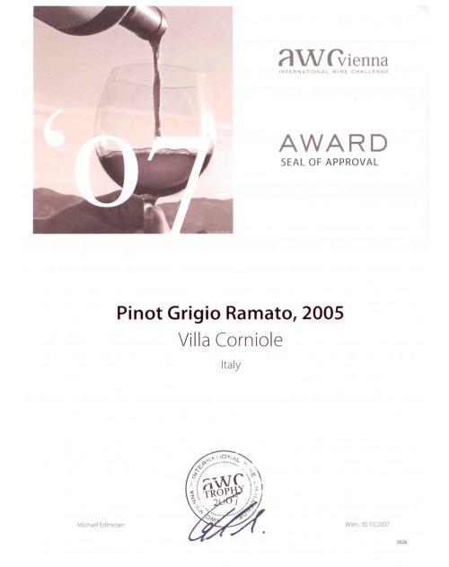 Pinot Grigio Ramato Petramontis