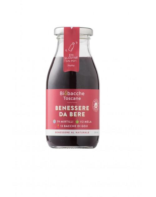 Benessere Da Bere (Mirtillo e Goji) 750 ml.