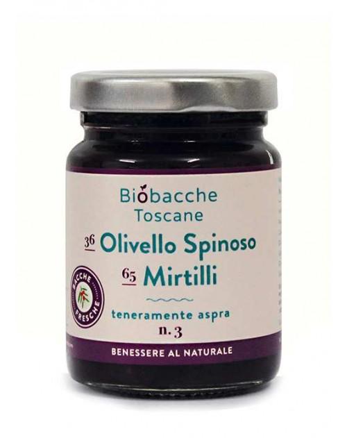 Olivello Spinoso e Mirtillo, Frutta al cucchiaio.