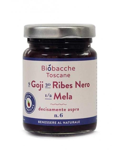 Goji e Ribes Nero, Frutta al cucchiaio.