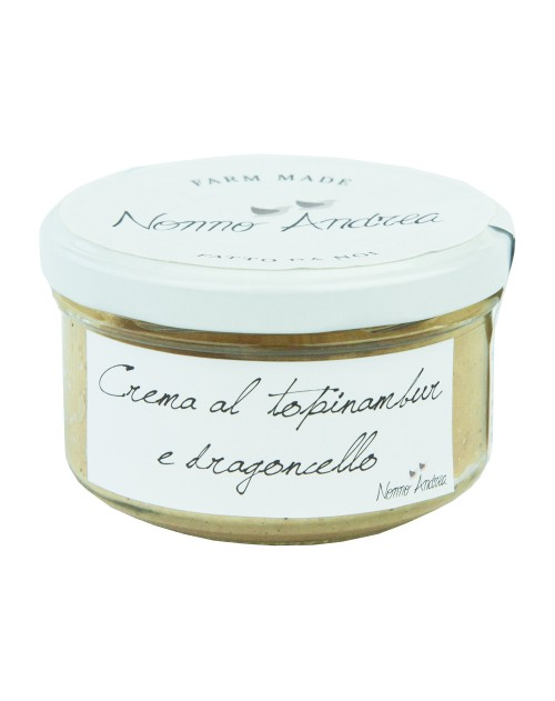Crema Al Topinambur E Dragoncello